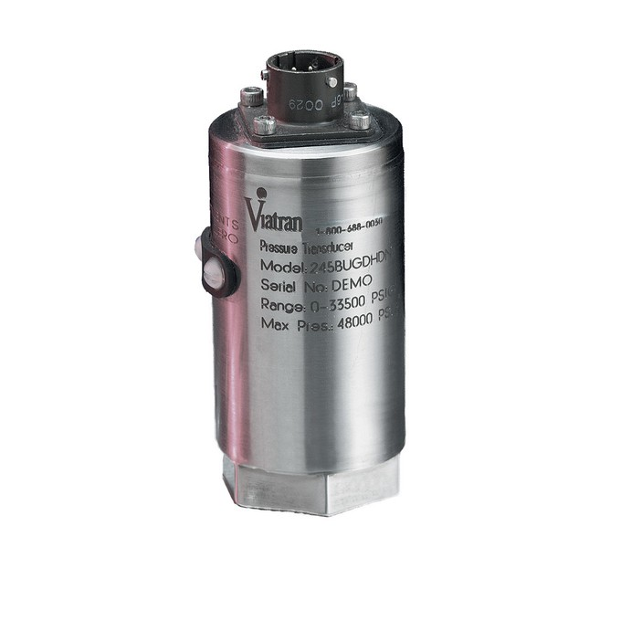 <p>Viatran offers avariety of high accuracy pressure transmitters in mV/V, V, mA, and digital outputs to meet your varied requirements. Our high accuracy pressure transmitters range from 0.1% and lower. In some cases, the high accuracy is fixed; and, in other cases, high accuracy is optional.</p>