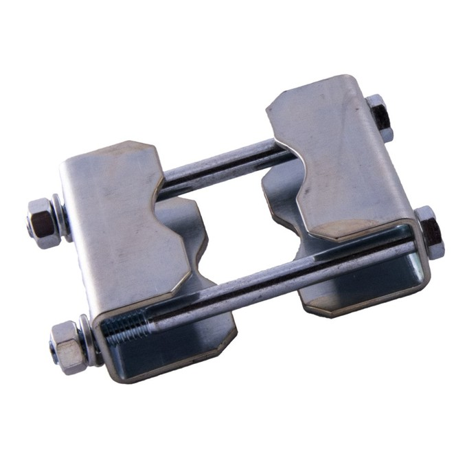 <p>Brackets, Clamps, Nuts and a variety of parts to make installation easy.</p>