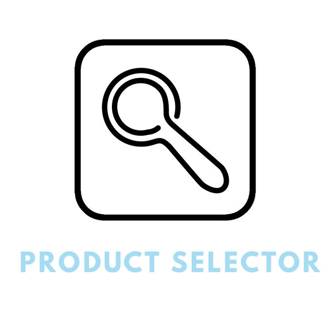 <p>Our Product Selector is a general search that allows you to filter results on many criteria.</p>