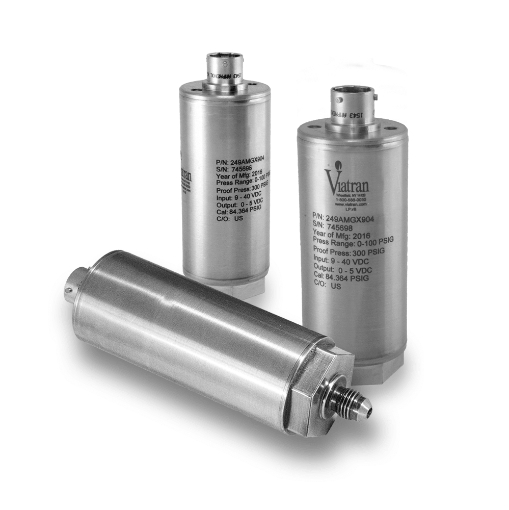 High Performance Pressure Transducers