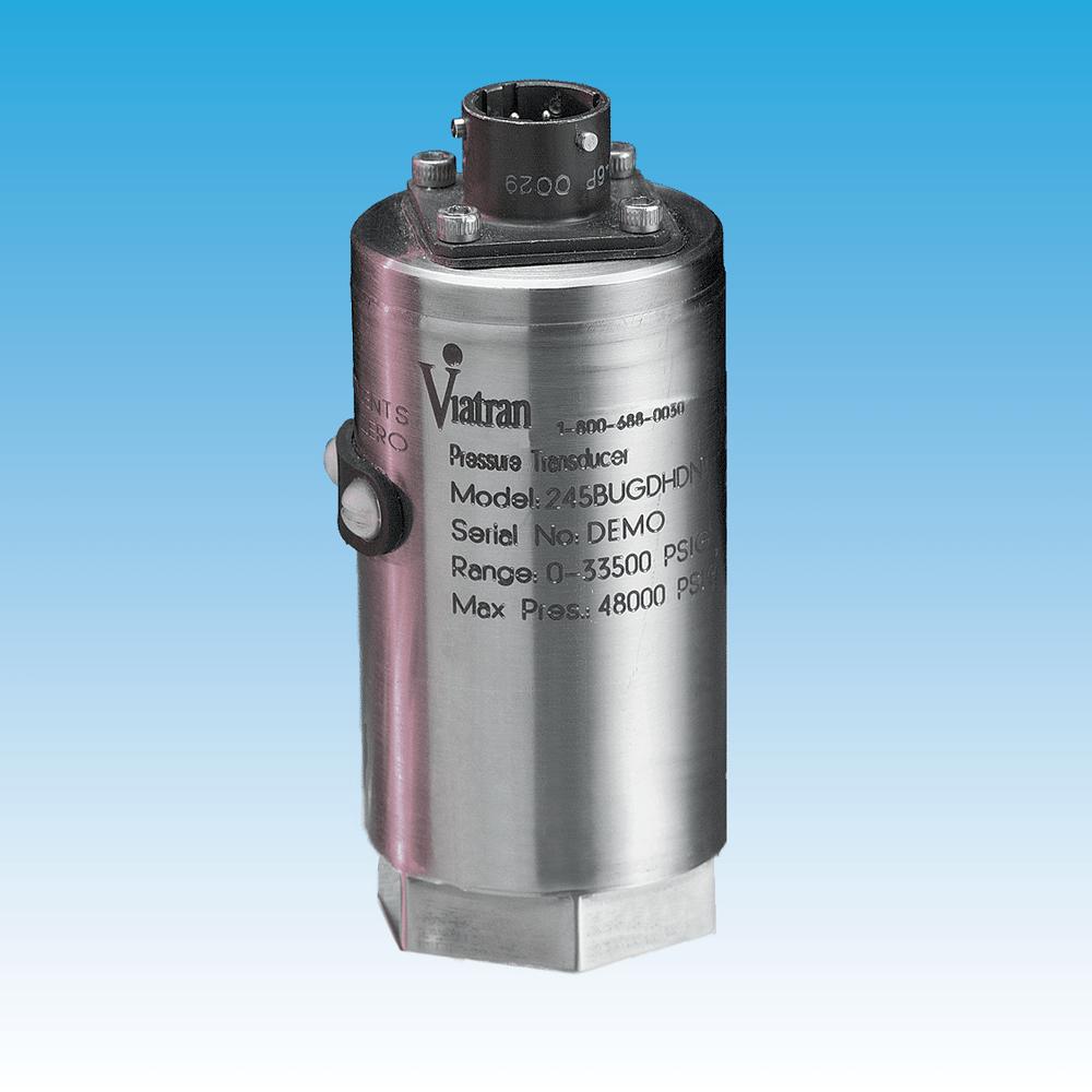 Output 1 to 5VDC 0 to 200 psi Transducer