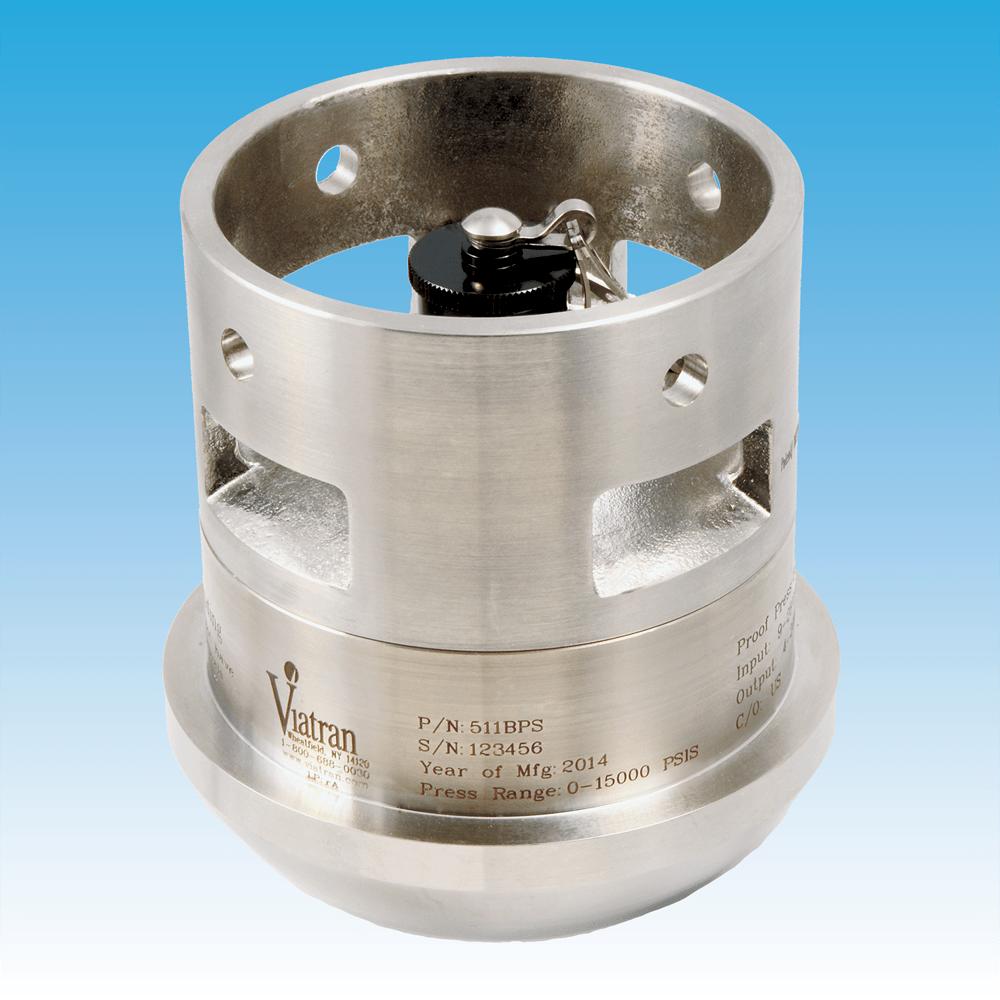 Model 511 Hammer Union Pressure Transmitter