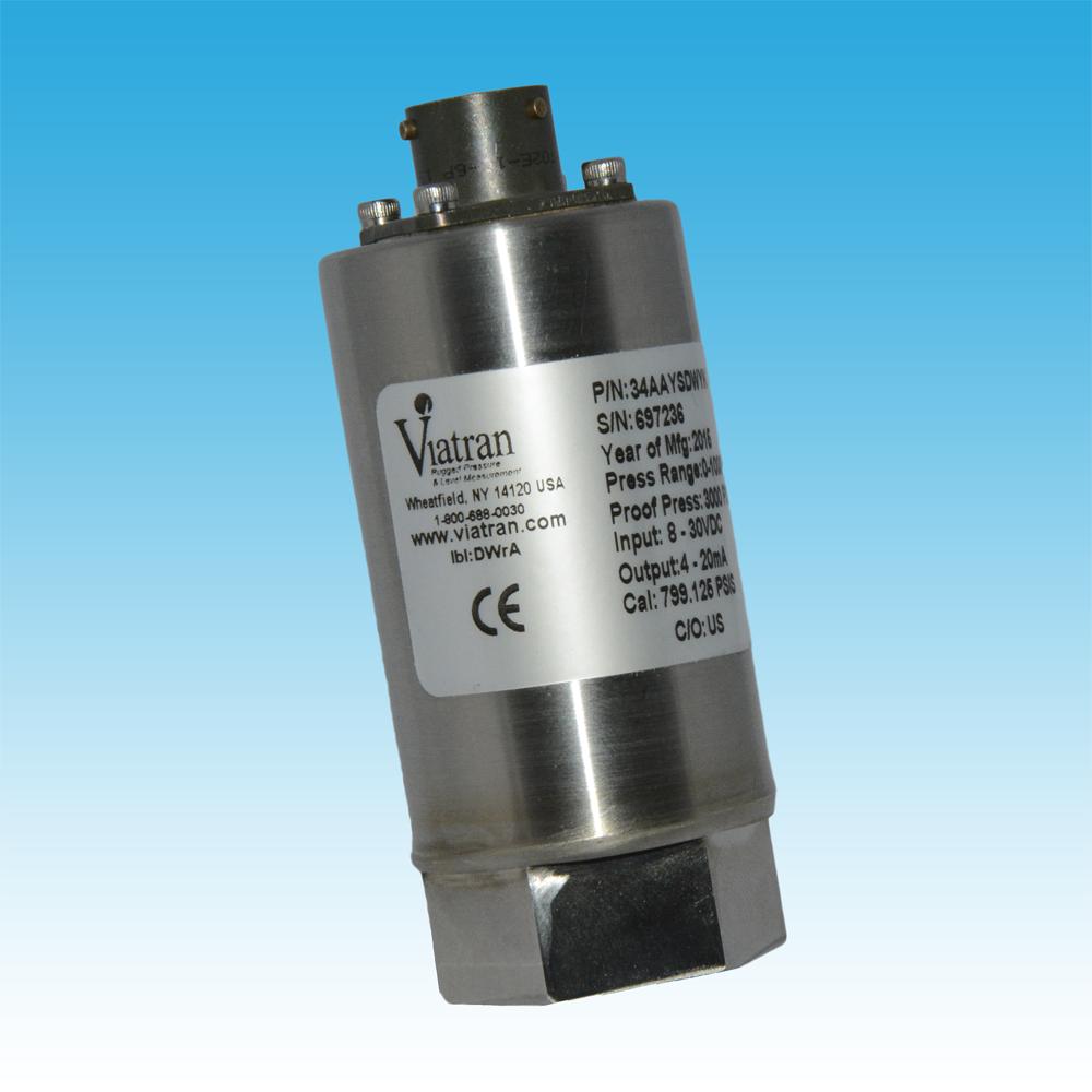 Viatran Model 347 Pressure Transmitter